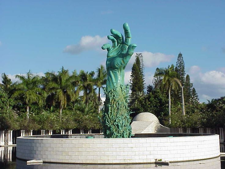 Memorial do Holocausto, Miami